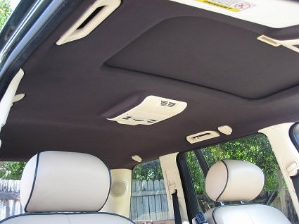 land rover discovery headliner kit