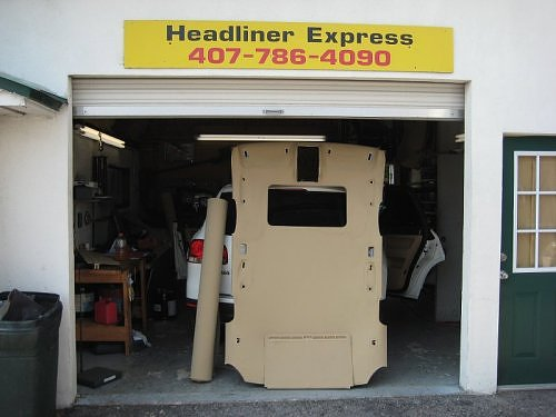 Headliner Express: Headliners, Sunroofs, Convertible Tops, Seat Covers