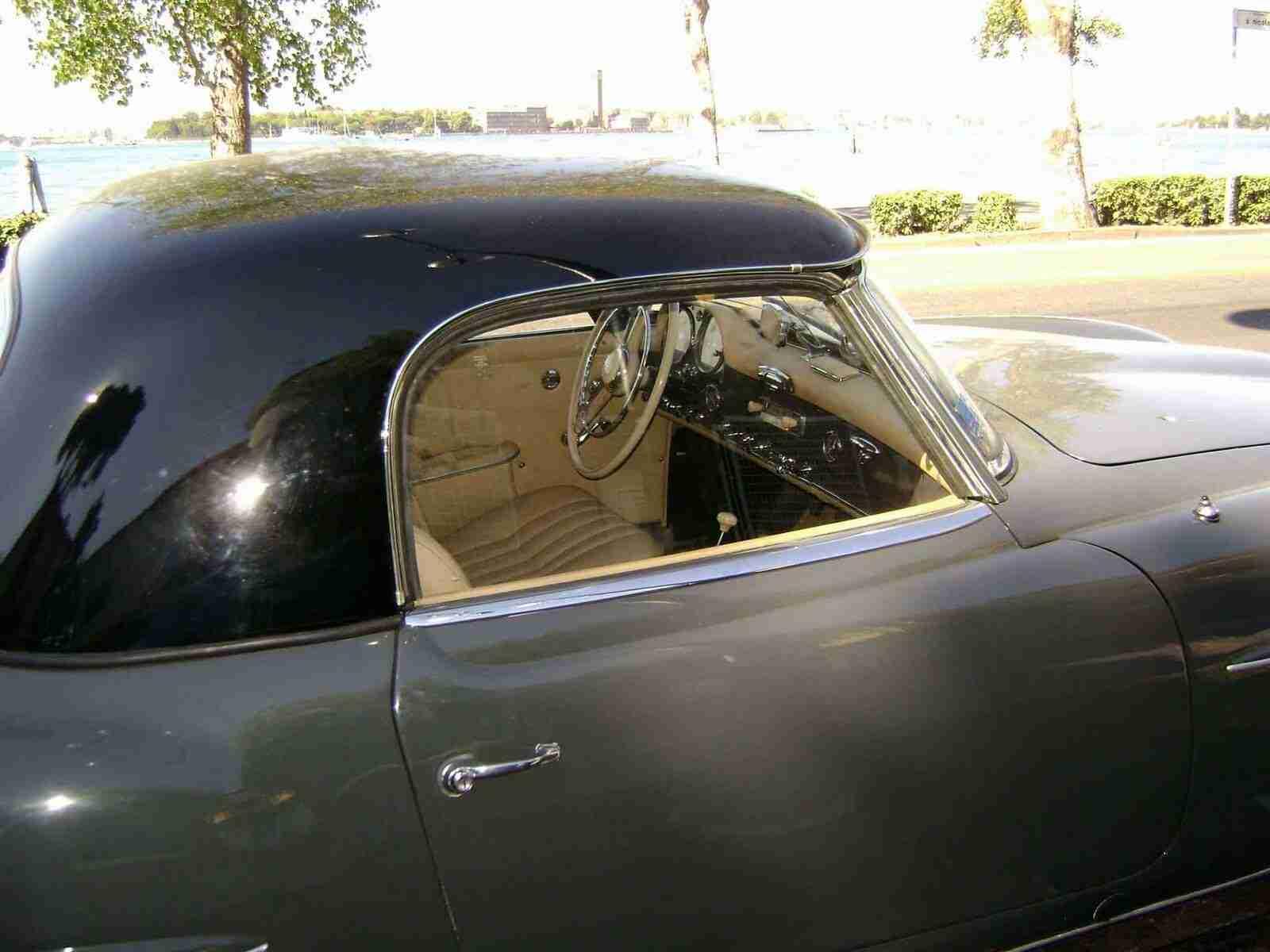 1955 1963 Mercedes 190sl W121 Roadster Perforated Vinyl
